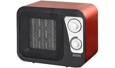ROWI Heizlüftgerät »HKH 1500/2/2 Retro«, 1500 W kaufen