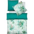 fleuresse Wendebettwäsche »Bed Art S 114065«, Saftig grün