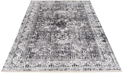 Obsession Teppich »My Valencia 632«, rechteckig, 6 mm Höhe, recycelte Materialien,... kaufen