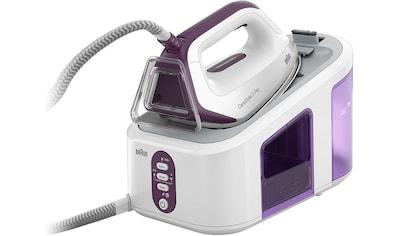Braun Dampfbügelstation »CareStyle IS 3155«, violett, max. Dampfmenge 430g/min,... kaufen