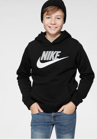 Nike Sportswear Kapuzensweatshirt »Club Fleece Big Kids Boys Pullover Hoodie« kaufen