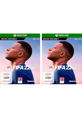 Electronic Arts Spiel »FIFA 22 Doppelpack«, Xbox One kaufen