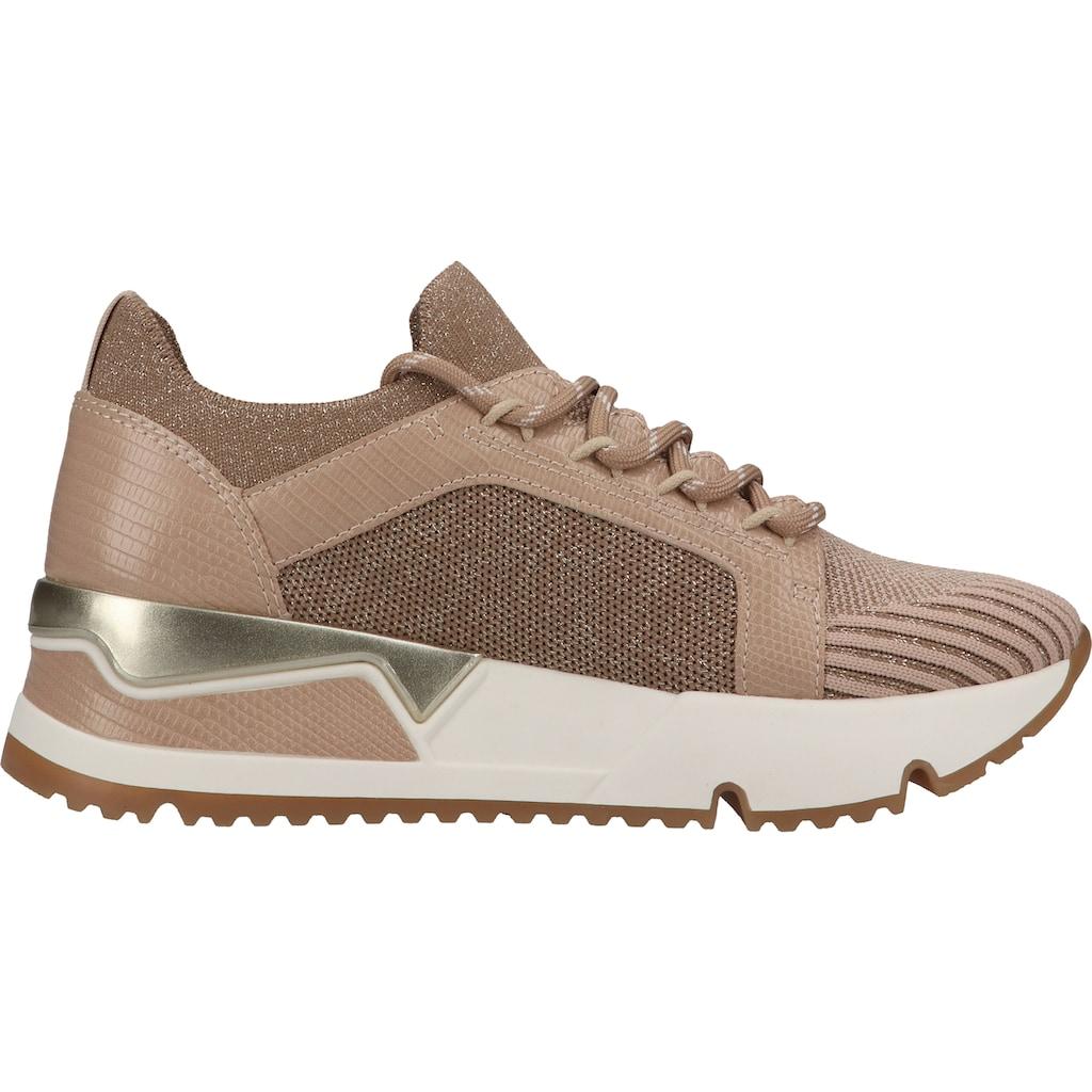 Bullboxer Sneaker »Lederimitat/Textil«