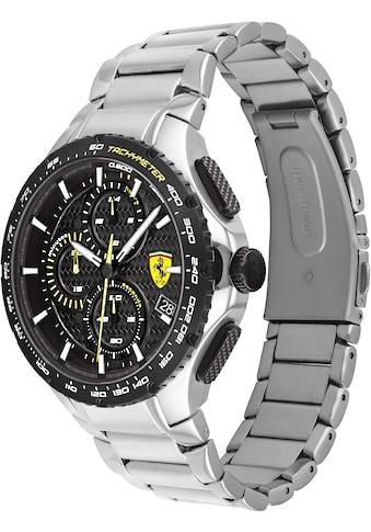 Scuderia Ferrari Chronograph »PISTA, 830729« kaufen