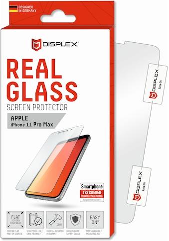 Displex Schutzglas »Real Glass für Apple iPhone 11 Pro Max, XS Max« kaufen