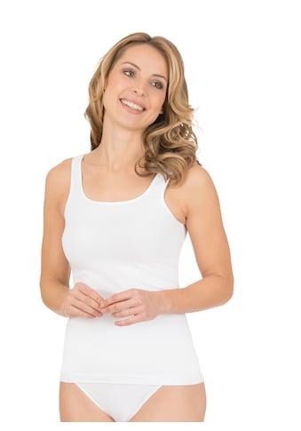 Trigema Trägershirt aus Polyamid/Elastan kaufen