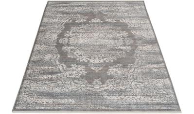 Leonique Orientteppich »Malak«, rechteckig, 5 mm Höhe, mit Fransen, Wohnzimmer kaufen