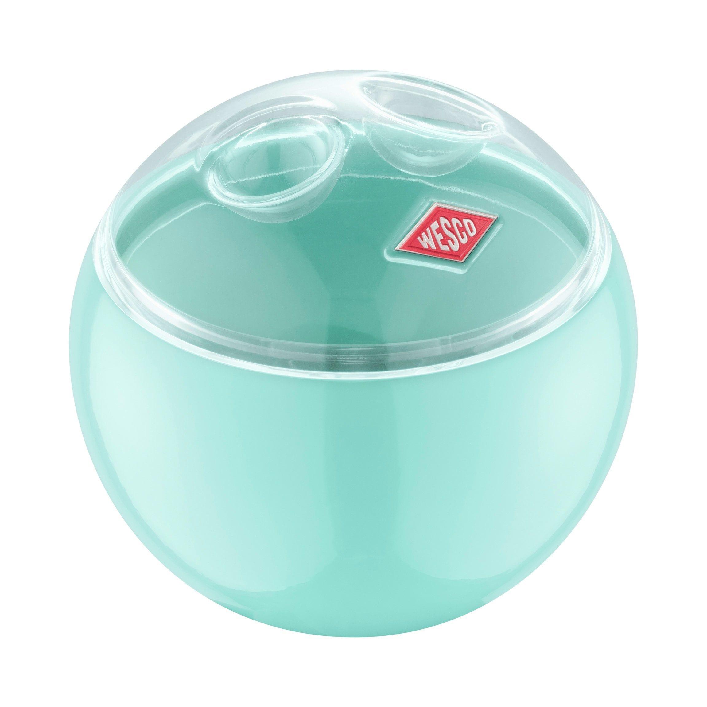 Wesco Aufbewahrungsbehälter MINI BALL grün Aufbewahrung Küchenhelfer Haushaltswaren