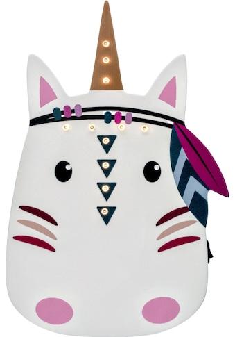 Pauleen Wandleuchte »Lovely Unicorn«, Warmweiß, Einhorn kaufen