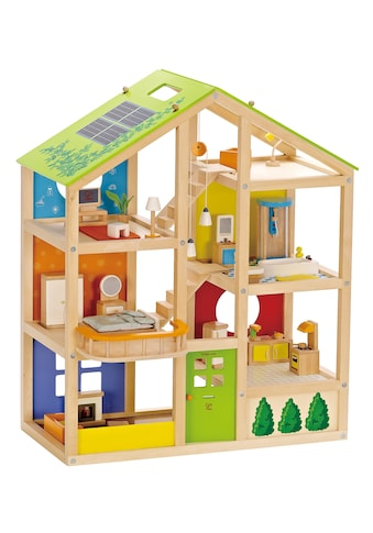 """Hape Puppenhaus """"Vierjahreszeiten"""" kaufen"""