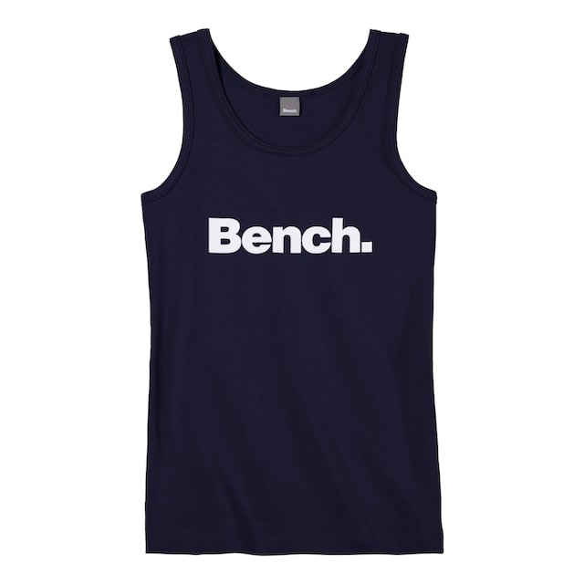 Bench. Unterhemd, 2 Stück