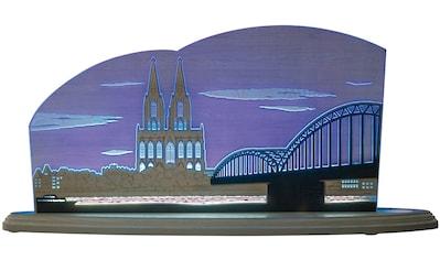 Weigla LED Dekolicht »Kölner Dom«, 1 St., Neutralweiß, beidseitiges Motiv/ Motiv St.... kaufen