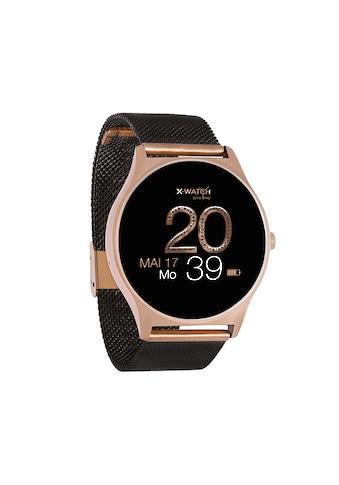 X-Watch Stilvolle Smartwatch und Finesstracker für Damen kaufen