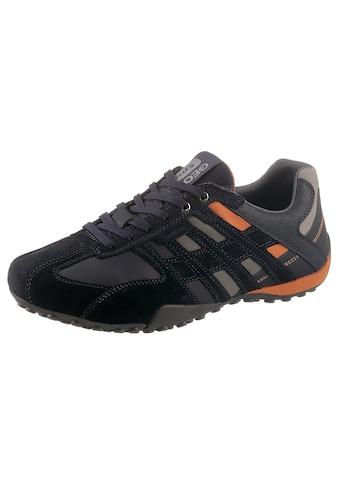 Geox Sneaker »UOMO SNAKE«, mit atmungsaktiver Geox-Membran kaufen