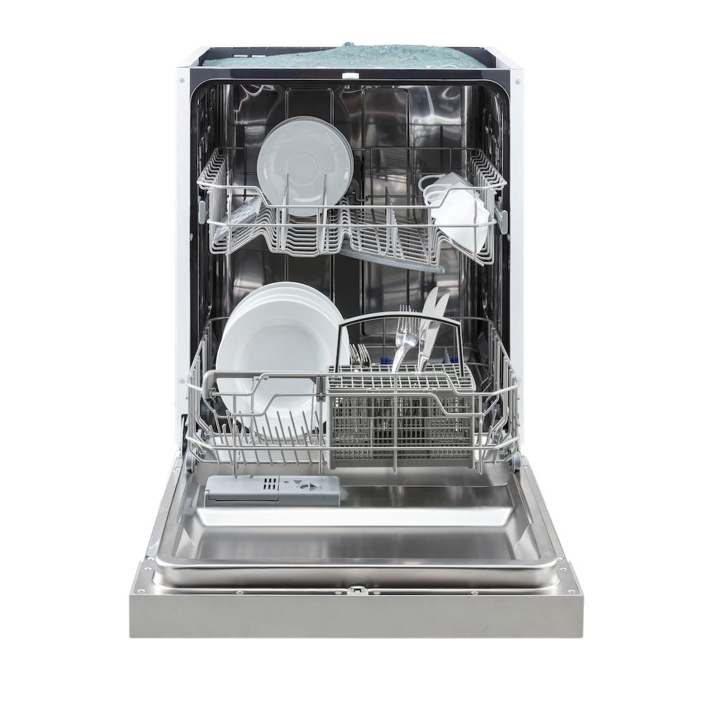 OPTIFIT Küchenzeile »Parare«, 210 bzw. 270 cm mit Hanseatic E-Geräten, wahlweise mit oder ohne Kühlschrank