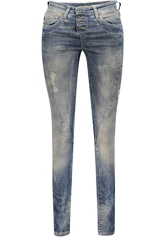 Please Jeans Destroyed - Jeans »P 24I« kaufen