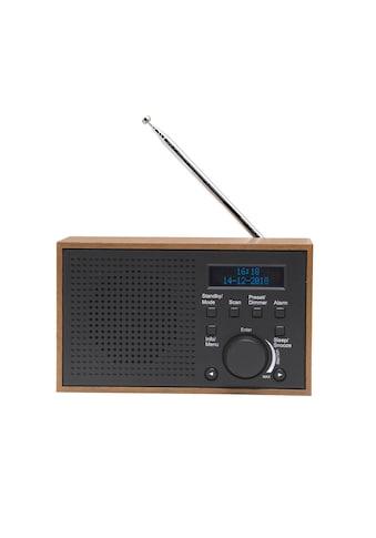 Denver Radio »Denver Radio DAB-46 dark grey«, (Digitalradio (DAB+) 2 W) kaufen