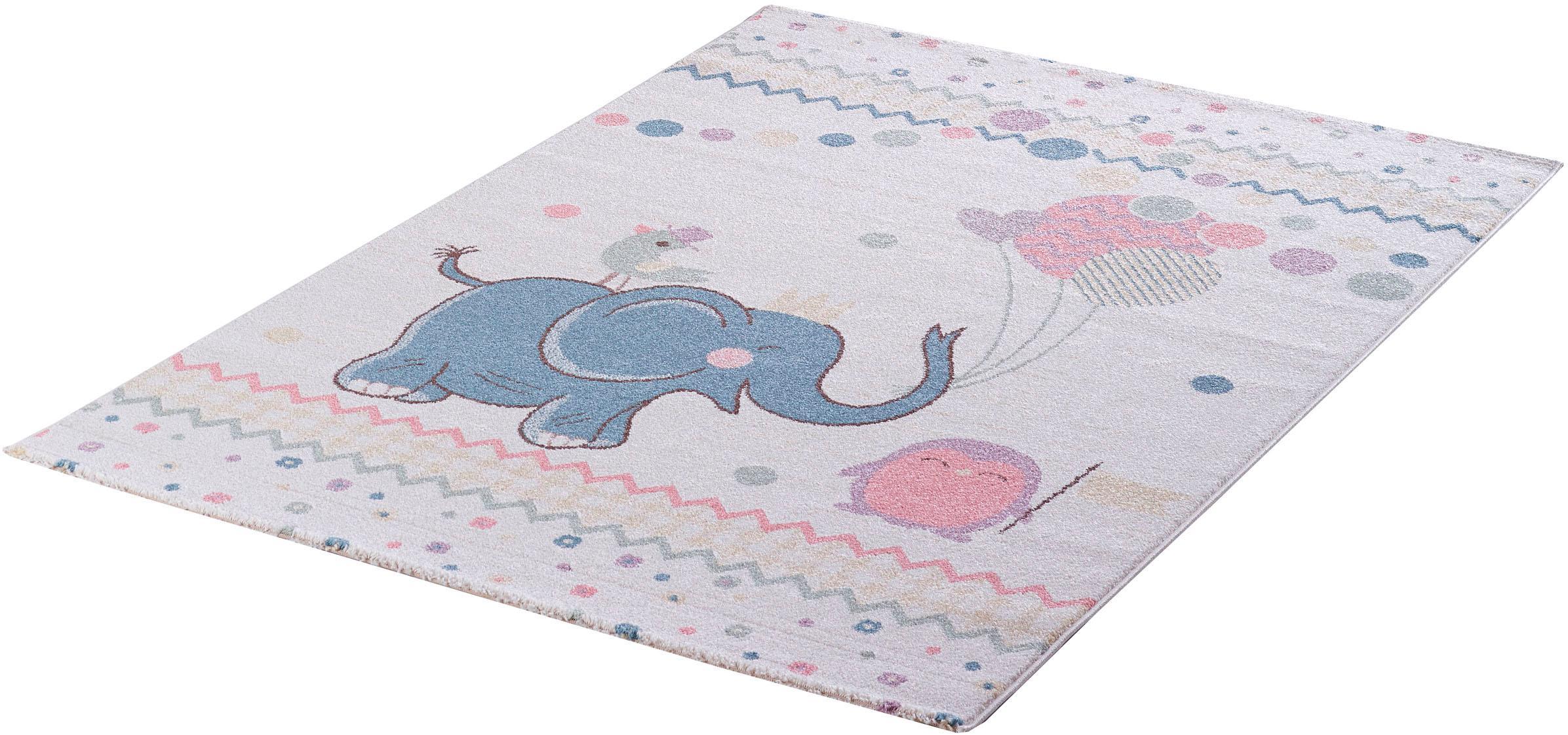 Kinderteppich Luna Kids 4611 Sanat Teppiche rechteckig Höhe 12 mm maschinell gewebt
