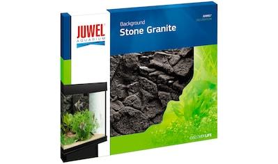 JUWEL AQUARIEN Aquarium - Rückwand »Stone Granit«, BxH: 55x60 cm kaufen
