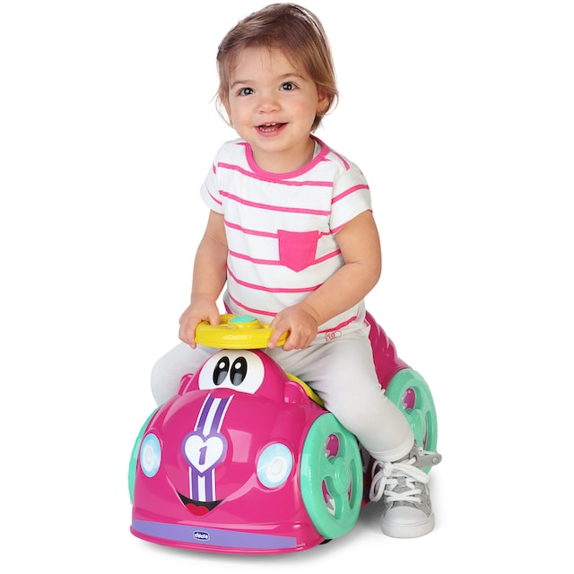"Chicco Rutscher ""Ride on all around 2016 rosa"""