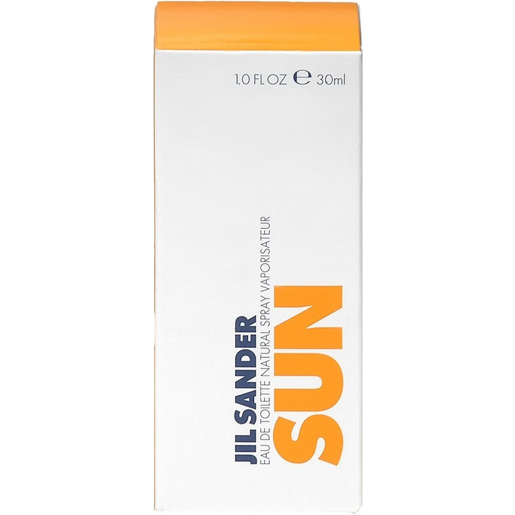 JIL SANDER Eau de Toilette »Sun«