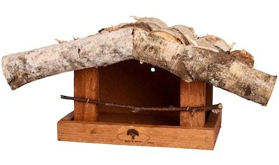 GARDISSIMO Vogelhaus »Almhütte«, BxTxH: 40x20x18 cm kaufen