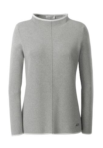 Casual Looks Pullover mit Kontrasten kaufen