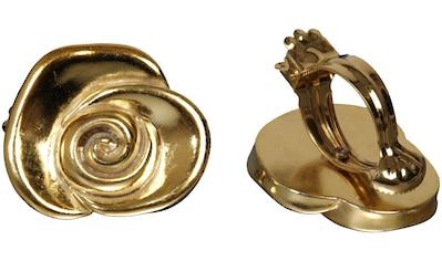 Dekoklammer »Rose«, Liedeco, passend für Gardinen Vorhänge (Packung) kaufen