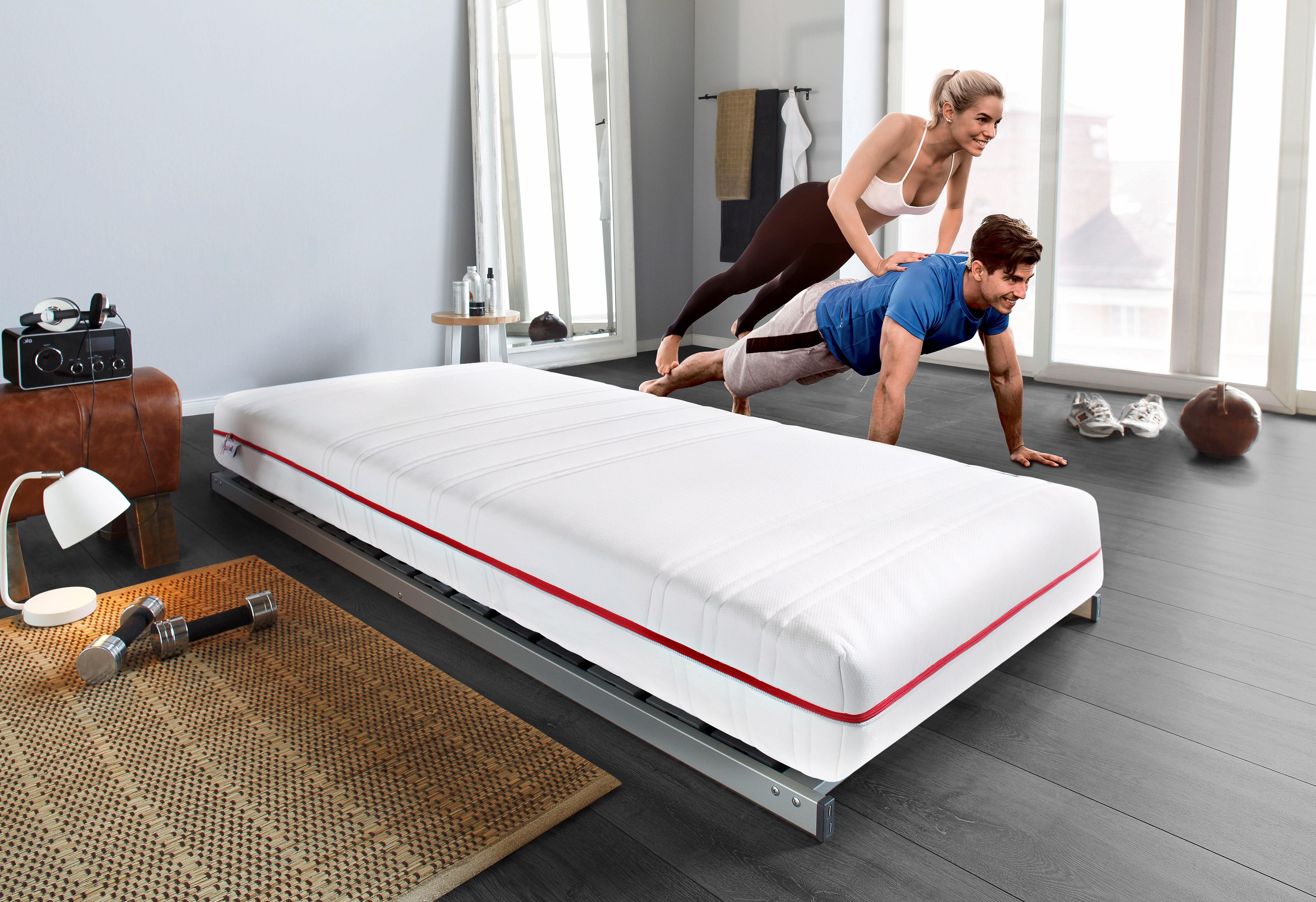 Komfortschaummatratze HKS 2100 BeSports 21 cm hoch