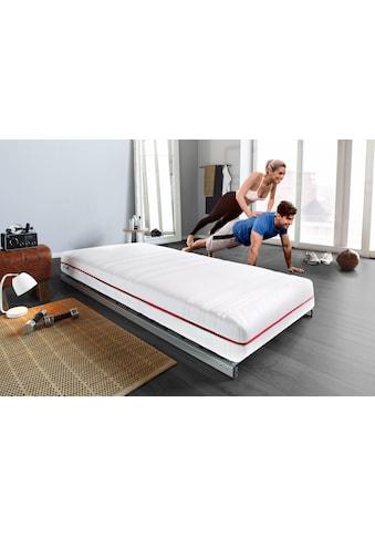 Komfortschaummatratze »HKS 2100«, BeSports, 21 cm hoch kaufen