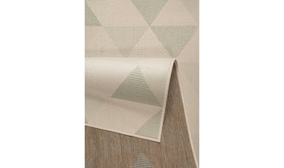 Teppich, »Elina«, my home, rechteckig, Höhe 5 mm, maschinell gewebt kaufen