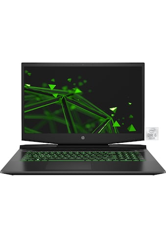 HP Pavilion  -  17 - cd1244ng Gaming - Notebook (43,9 cm / 17,3 Zoll, Intel,Core i5, 0 GB HDD, 512 GB SSD) kaufen