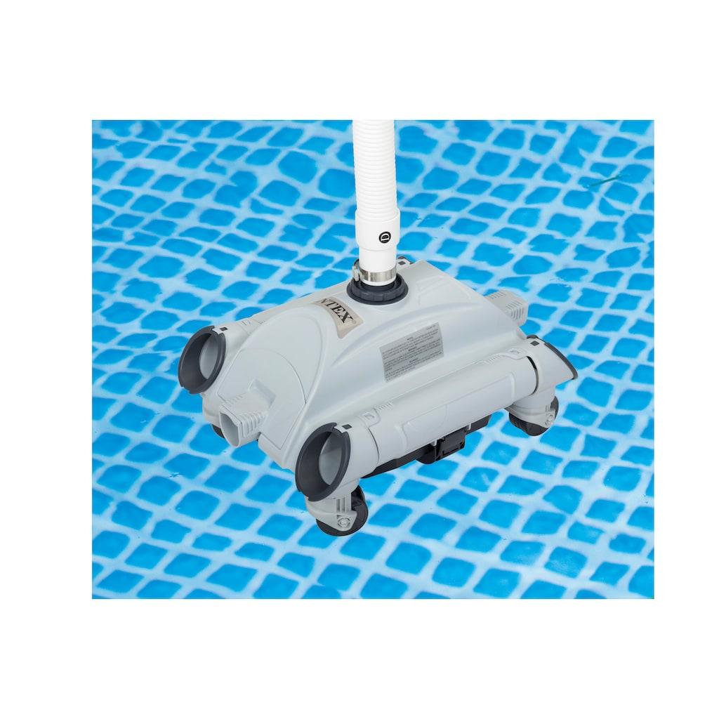 Intex Poolbodensauger, inkl. Schlauch