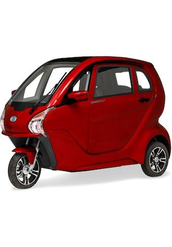 ECONELO Elektromobil »ECONELO Z1«, 3000 W, 45 km/h, Alufelgen, elektrische... kaufen