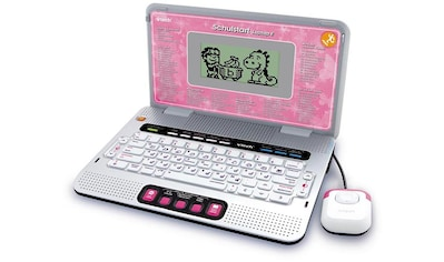 Vtech® Kindercomputer »Schulstart Laptop E - pink« kaufen