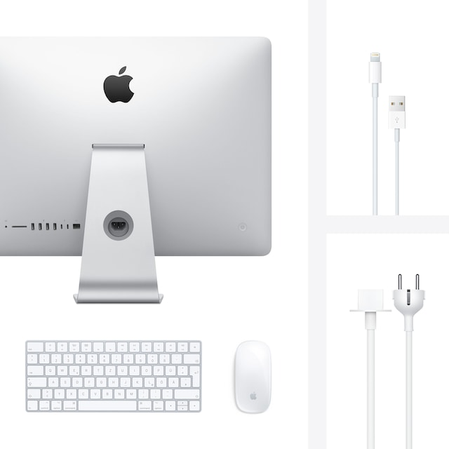 Apple »iMac« All-in-One PC (Intel®, Core i5, Iris Graphics, Luftkühlung)
