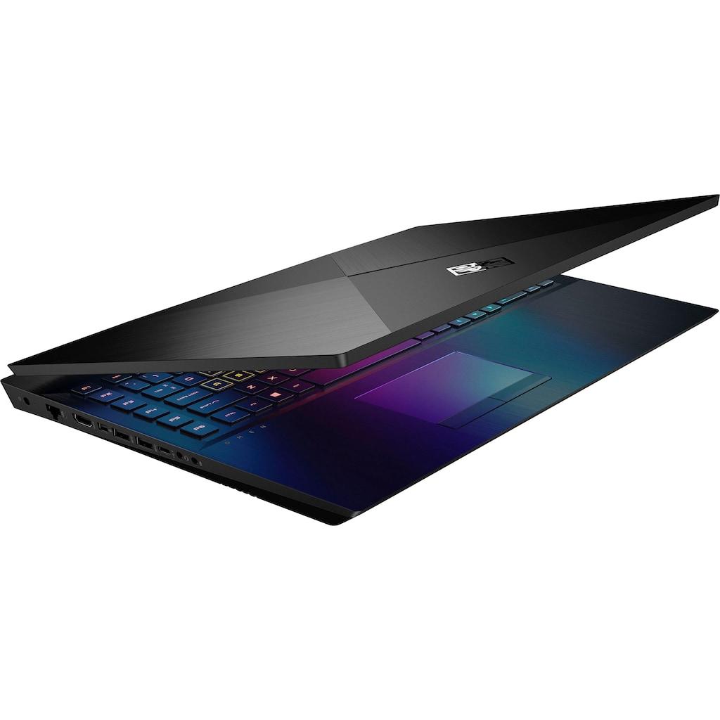 "OMEN Gaming-Notebook »17-cb0261ng«, (43,9 cm/17,3 "" Intel Core i7 GeForce RTX™ 2060\r\n 1000 GB SSD), Kostenloses Upgrade auf Windows 11, sobald verfügbar"