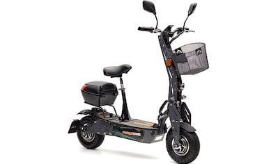 Forca E-Scooter »Evoking 45 km/h Safety Plus (inkl. Blinker + Gepäck-Case +... kaufen