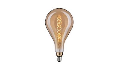 Paulmann LED-Leuchtmittel »BigDrop 7 Watt E27 Gold Goldlicht dimmbar«, E27, 1 St.,... kaufen