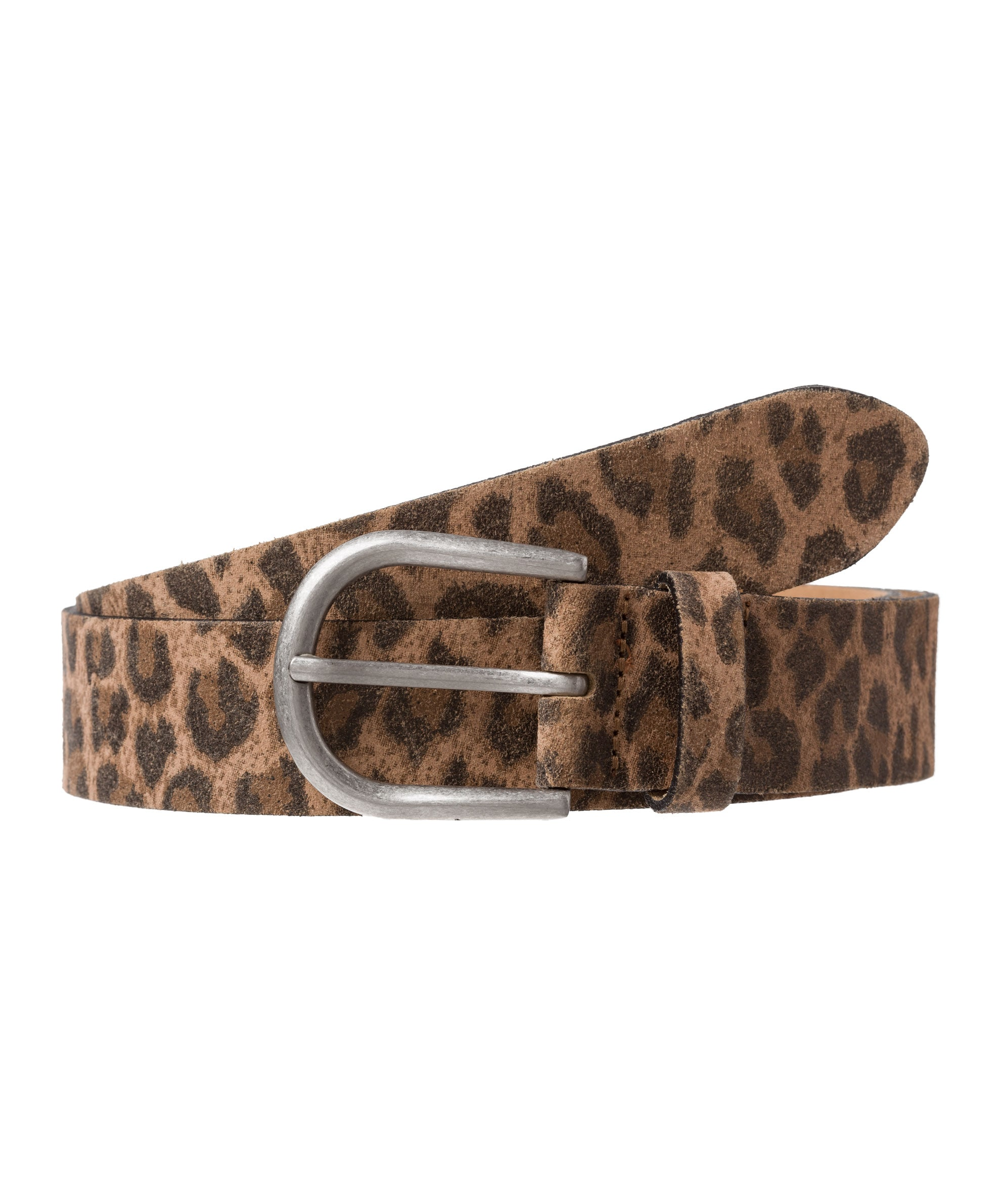 Brax Ledergürtel Style DAMENGÜRTEL braun Damen Gürtel Accessoires