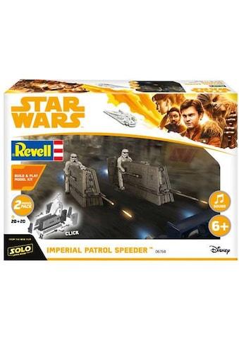 "Revell® Modellbausatz ""Build & Play - Disney Star Wars™ - Millennium Falcon"", Maßstab 1:28 kaufen"