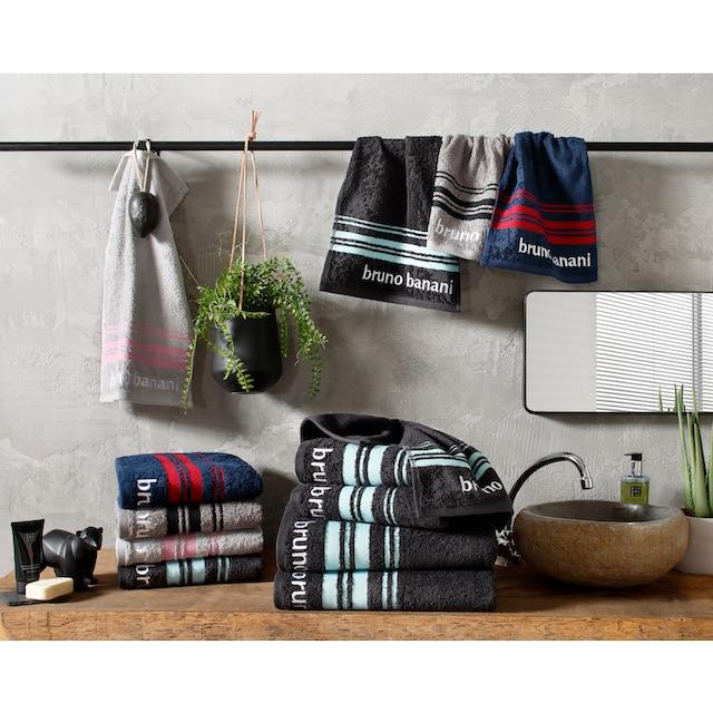 Handtuch Set, »Daniel«, Bruno Banani