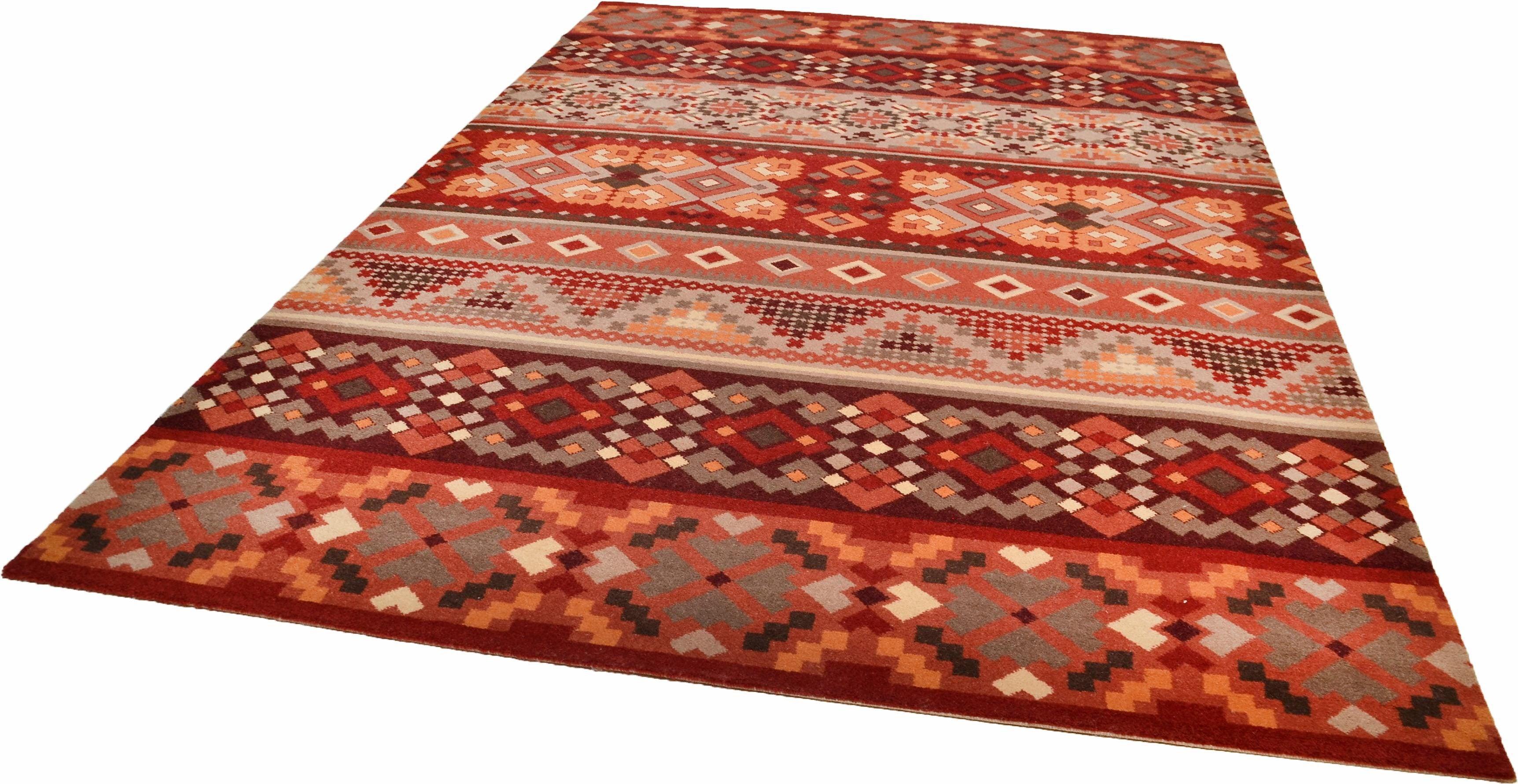 Teppich Timeless 2 THEKO rechteckig Höhe 12 mm maschinell gewebt