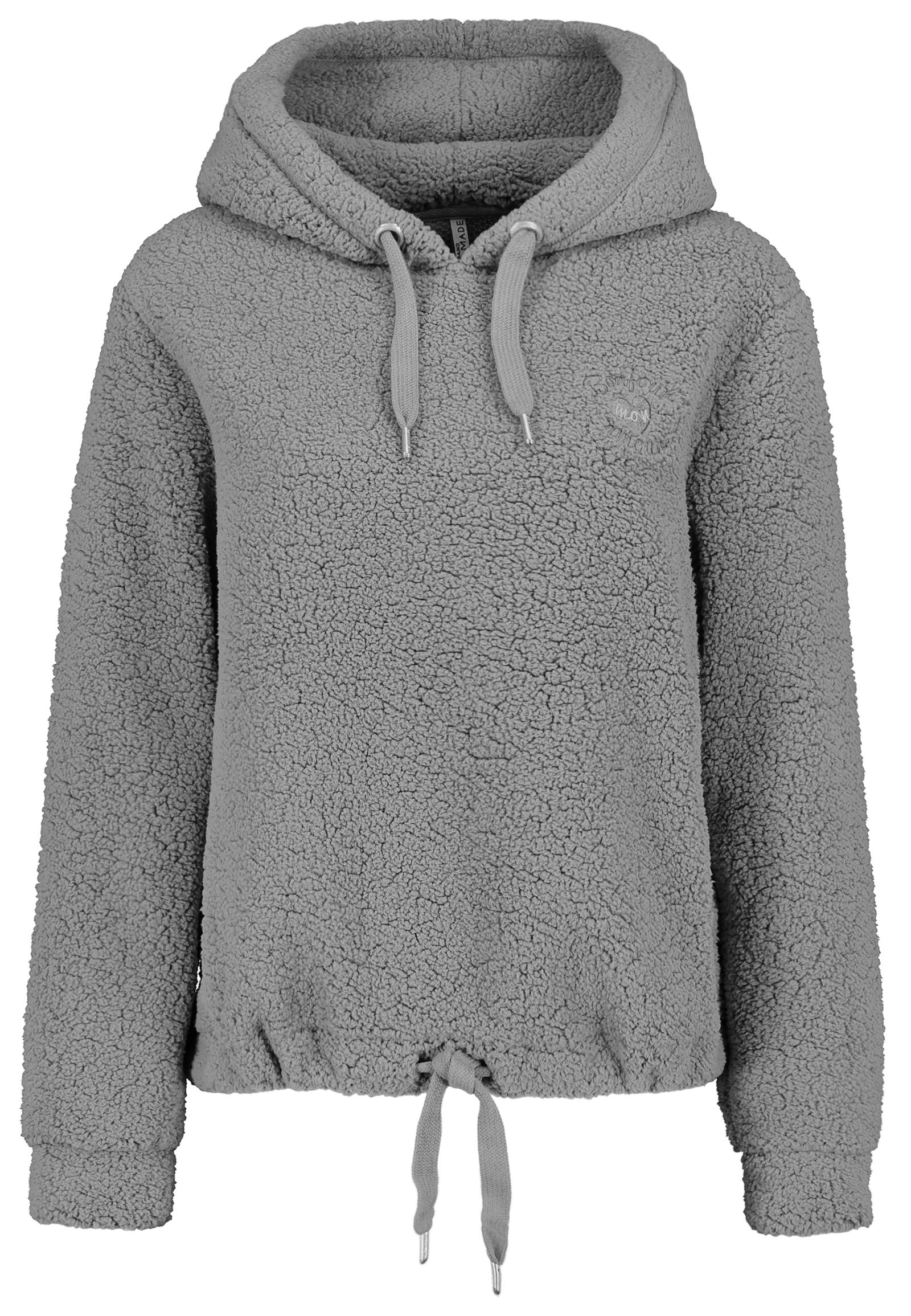 Fresh Made Fleecepullover | Sportbekleidung > Fleecepullover | Grau | Fresh Made