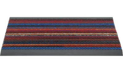 DELAVITA Fußmatte »Karola«, rechteckig, 22 mm Höhe, Schmutzfangmatte kaufen