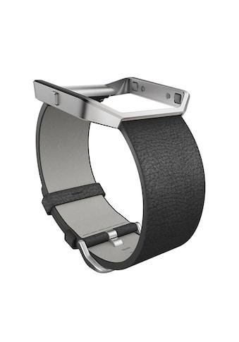 fitbit Ersatz - /Wechselarmband »Leder Armband für BLAZE in Größe L« kaufen