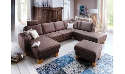 Premium collection by Home affaire Wohnlandschaft »Teramo« kaufen