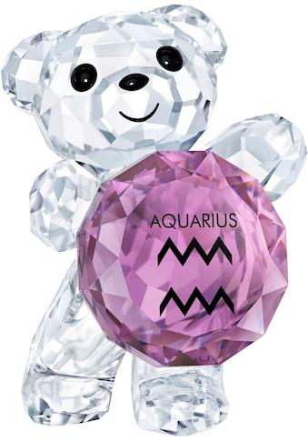 Swarovski Dekofigur »KRIS BEAR - AQUARIUS, 5396292«, Swarovski® Kristall kaufen