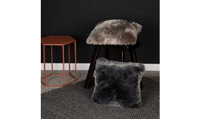 Obsession Fellkissen »My Samba Cushion«, Dekokissen, Zierkissen, eckig, 40x40 cm,... kaufen