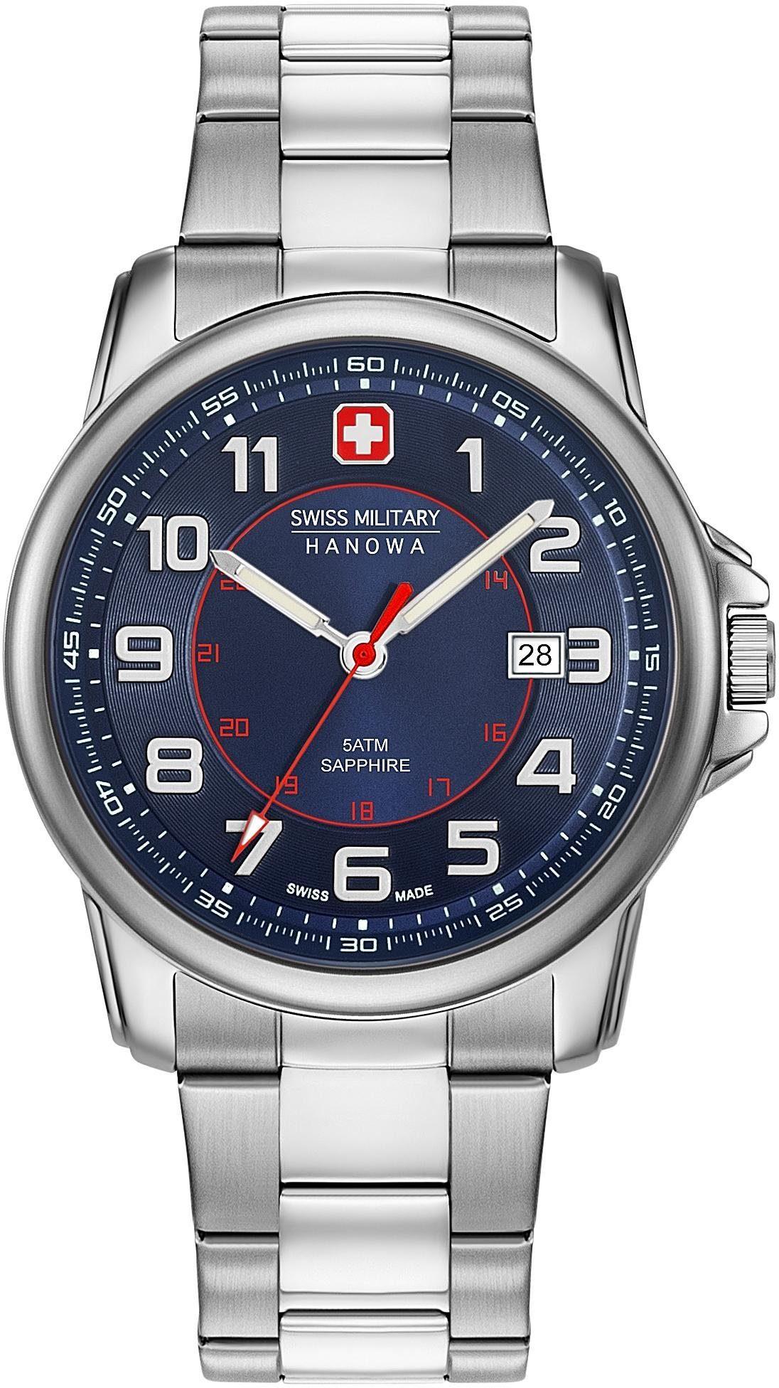 Swiss Military Hanowa Schweizer Uhr SWISS GRENADIER 06-533004003 | Uhren > Schweizer Uhren | Swiss Military Hanowa